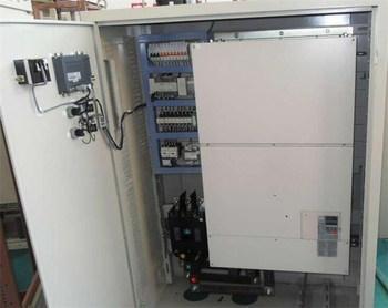 變頻器控制柜設計、濟南利瑞電氣(在線咨詢)、變頻器控制柜