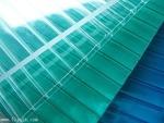 蘇州卓尼供應PC陽光板采光頂溫室大棚用板材