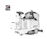 速帮洁驾驶洗地机M- R660B