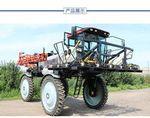 牛植保機械玉米葵花高桿作物打藥機