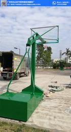 连南篮球架厂家-绅道体育品类齐全-手动液压篮球架厂家