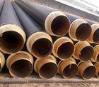 供甘肅鐵皮保溫管和蘭州鐵皮聚氨酯保溫管報價