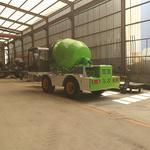 自動上料攪拌車 2.6方自動上料攪拌機 水泥自動上料攪拌車