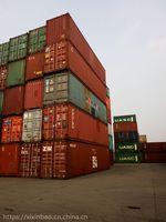 現貨大量出售租賃標準二手集裝箱,12米高箱