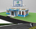 內蒙古移動廁所銷售價格 內蒙古三豐環保工程供應