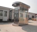 內蒙古崗亭、藝術崗亭、噴漆崗亭移動衛生間生產廠家