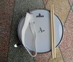 津寶1051 標準小軍鼓 高14cm兒童練習小軍鼓 樂器批發