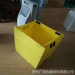 普洱折疊周轉箱 中空板周轉箱 塑料中空板廠家直銷