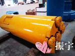800MM潛孔錘鉆機再次在中國三亞開鉆