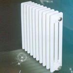 碳钢暖气片家用壁挂式钢制柱型三柱暖气片