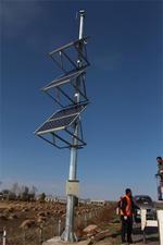 遼寧沈陽森林防火監控太陽能供電系統,高速公路太陽能供電監控