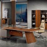 蘭州大班桌、甘肅總裁桌、甘肅老板桌、油漆辦公家具、甘肅大班臺