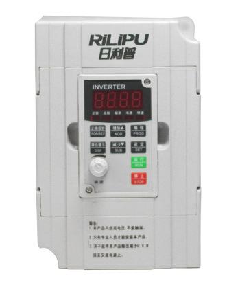 日利普變頻器迷你通用國產變頻器0.75KW380V 廠家直銷18個月保修