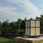 地埋式污水處理設備 MBR一體化生活污水處理設備