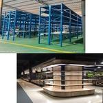供青海倉庫貨架和西寧超市貨架廠