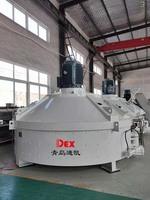 立軸混凝土攪拌機成為混凝土行業發展的助推器
