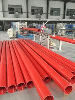 湖北武漢亞聯塑業公司供應cpvc高壓電力管
