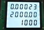 加油機、加氣機LCD液晶顯示模塊HTM68227C