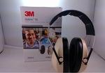 3MH6A頭戴式 防噪音耳罩 隔音耳罩 3M 防噪音耳罩