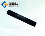 石化專用雙頭螺栓,耐高溫高壓防腐35CrMoA雙頭螺絲