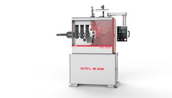 弹簧机 永联5轴压簧机 弹簧机批发 AL-540 电脑全自动压簧机