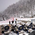 諾泰克國產人工造雪機廠家  滑雪場建設選址規劃