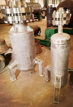 高溫亞音速壓力容器消音器